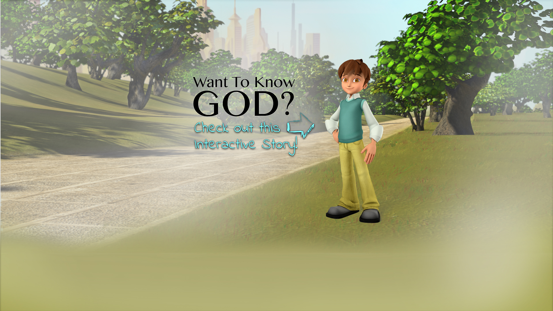 Superbook Kids Website